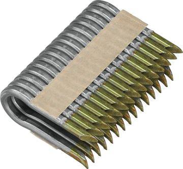 Image de Agrafes crantées électro-zinguées de 45mm pour Agrafeuse-cloueur pour clôture