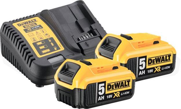 Image sur Pack 2 batteries + Chargeur