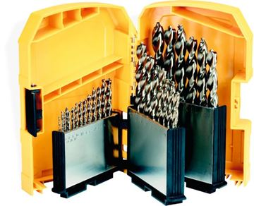 Image de Coffret de 29 forets métal extrême HSS-G