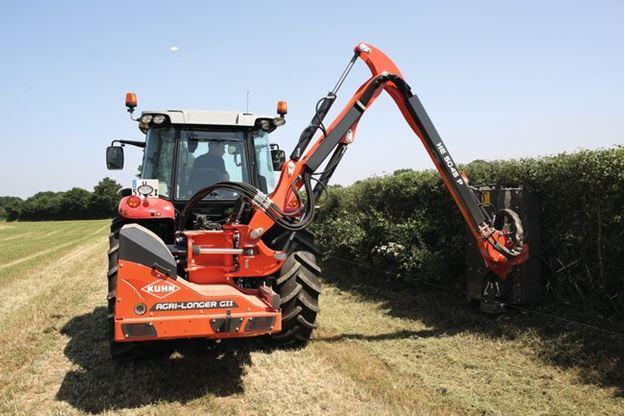 Image sur Faucheuses débroussailleuses AGRI-LONGER GII 5045 P